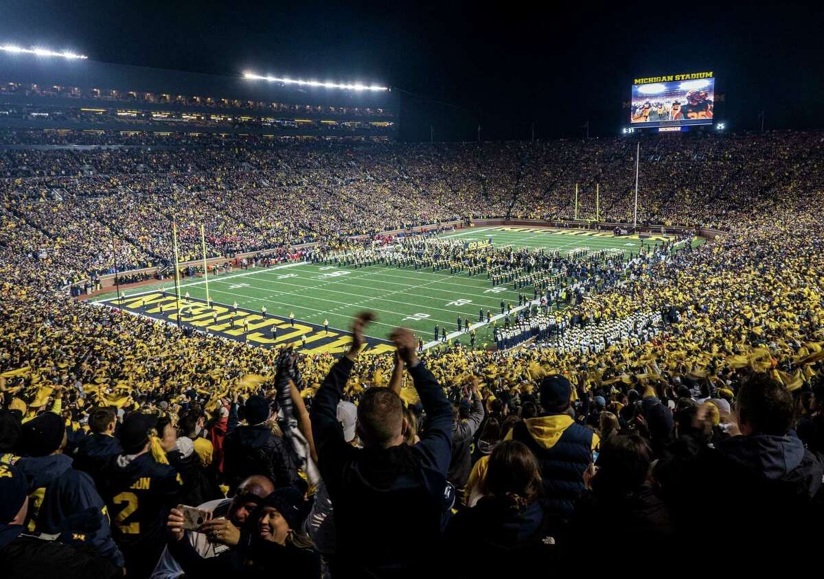 The Big Ten alread has limited itself to conference games for the fall and Michigan has said fewer fans, if any will attend games.