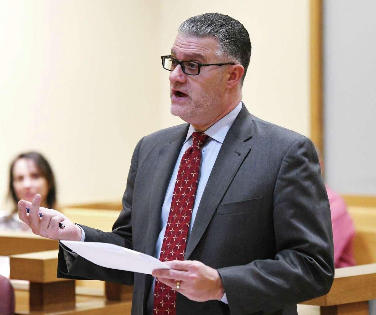 Chief State's Attorney Richard Colangelo