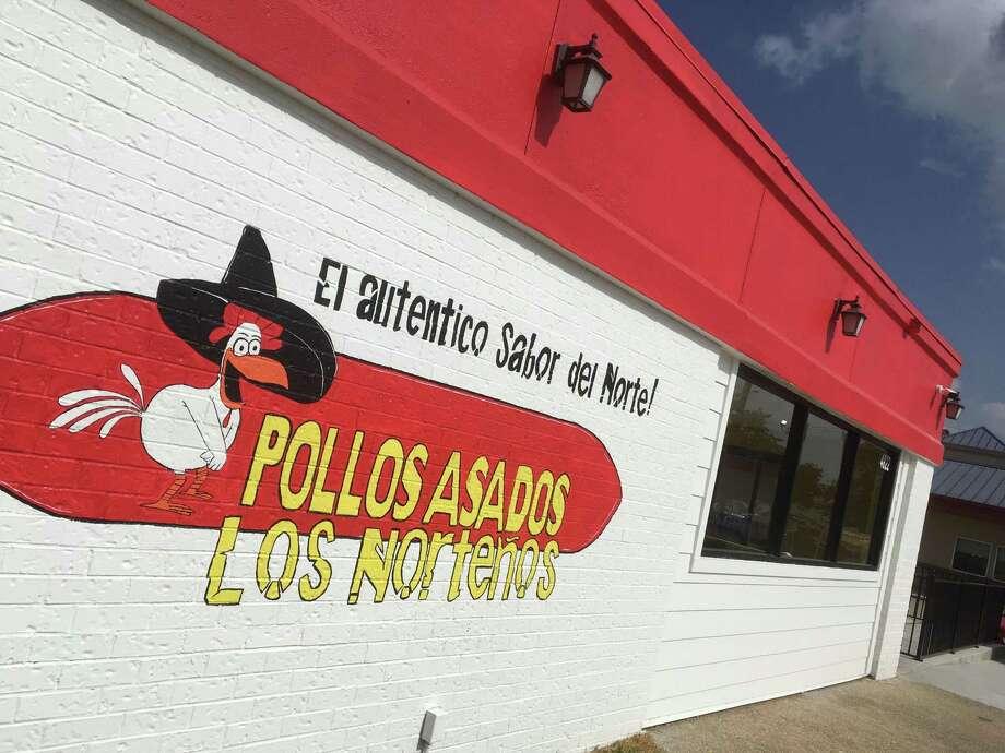 Pollos Asados Los Norteños will open its second San Antonio location at 4822 Walzem Road. Photo: Chuck Blount /Staff
