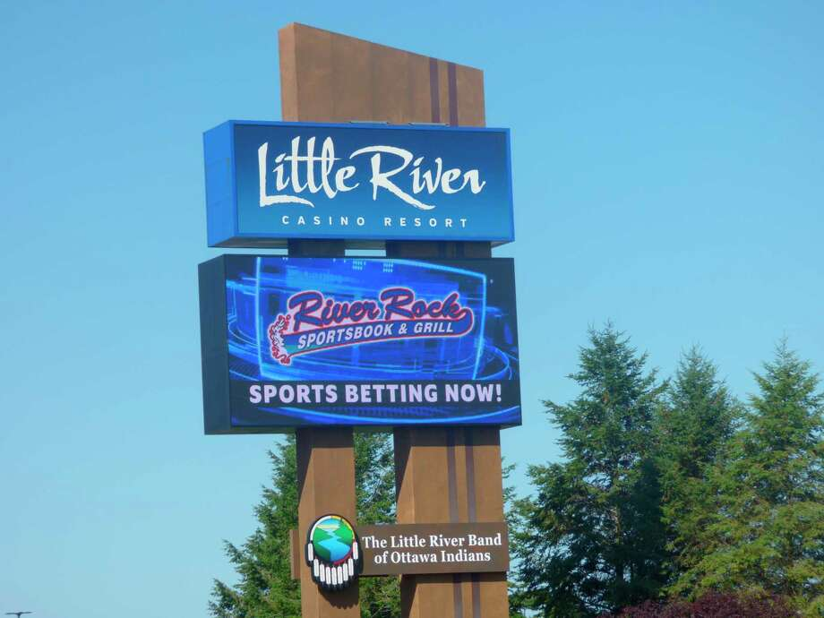 The Little River Casino Resort now offers sports betting at it'sRiver Rock Sportsbook & Grill. (Scott Fraley/News Advocate)