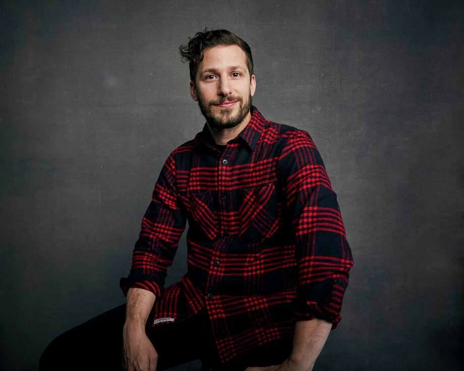 """Andy Samberg poses for a portrait to promote his film """"Palm Springs."""" Photo: Taylor Jewell, INVL / Associated Press / 2020 Invision"""