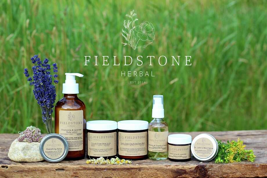Fieldstone Herbal, a modern-day botanical company using power of plants through smallbatch personal care products and artisanal herbal remedies,based in Litchfield County, has just launched the first products in its collection of skin and body care. Photo: Contributed Photo