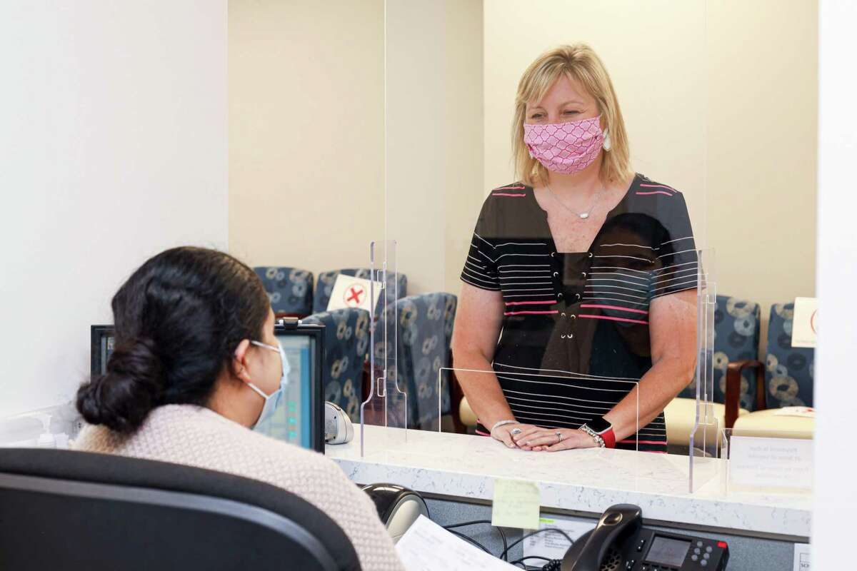 All patients are required to wear masks while at The Rose.