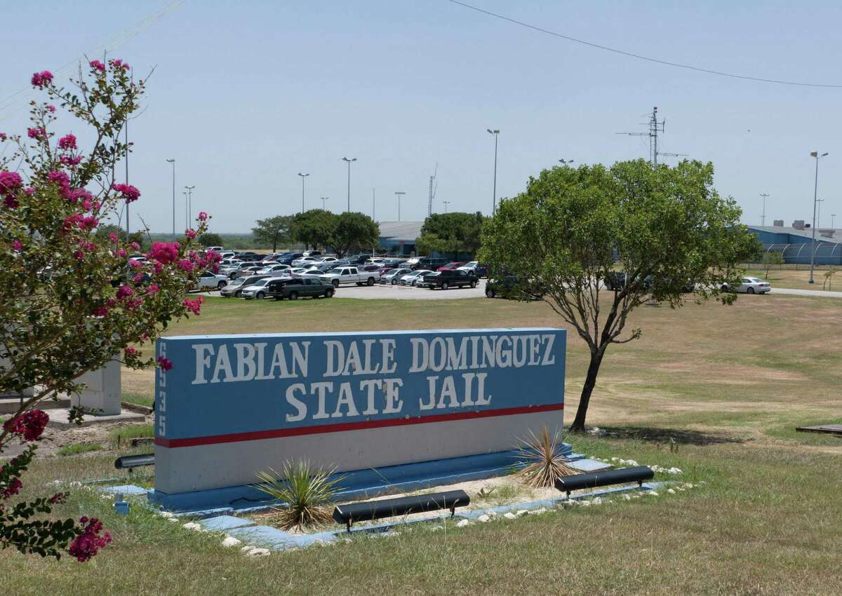 More than 500 inmates have tested positive for COVID-19 at the Fabian Dale Dominguez State Jail on San Antonio's Southwest Side. Texas prison officials said most of those inmates are asymptomatic.