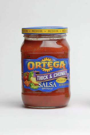 Ortega salsa (Paul Buckowski / Times Union) Photo: Paul Buckowski / 00009895A