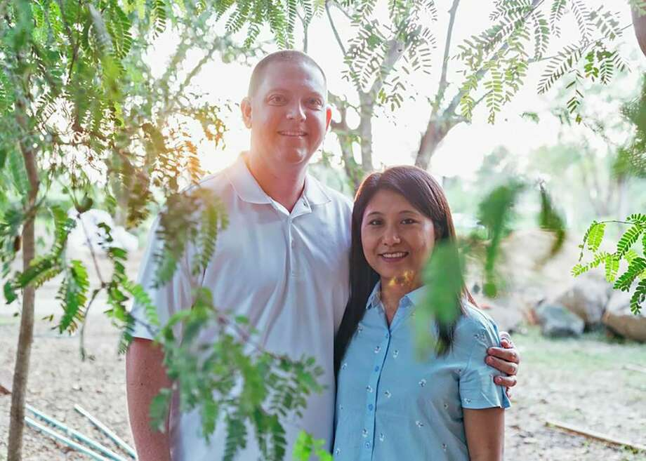 Seth and Hlawn Hlawn VanTifflinhelp orphans who are at high risk for human trafficking oralready have been rescued from trafficking in Southeast Asia. (Courtesy photo)