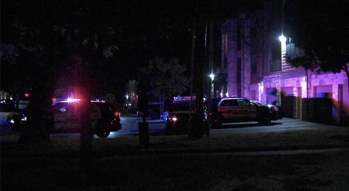 According to SAPD, multiple shots were fired in an officer-involved shooting on the North Side Friday night.