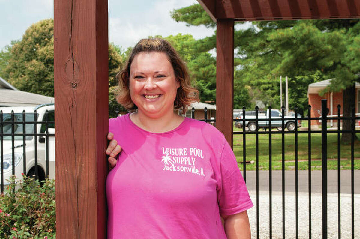 Erin Studer, a special education teacher at Winchester Elementary School, has concerns about in-person teaching this school year with positive cases of COVID-19 still being diagnosed.