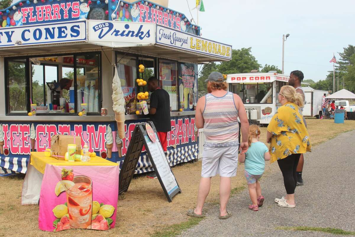 FILE - Area residents can head to the Mecosta County Fairgrounds this weekend to enjoy a variety of tasty fair classics, including fresh lemonade, elephant ears, cheese fries and much more.