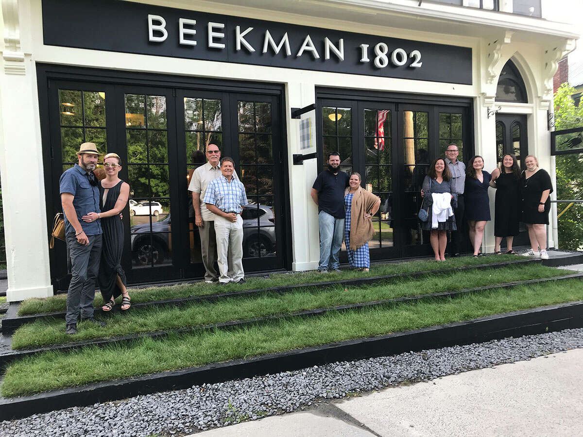 Were you Seen at the Beekman 1802 World's Largest Restaurant Social Distancing Dinners in June and July of 2020 at the Beekman 1802 Farm, in Sharon Springs, N.Y.