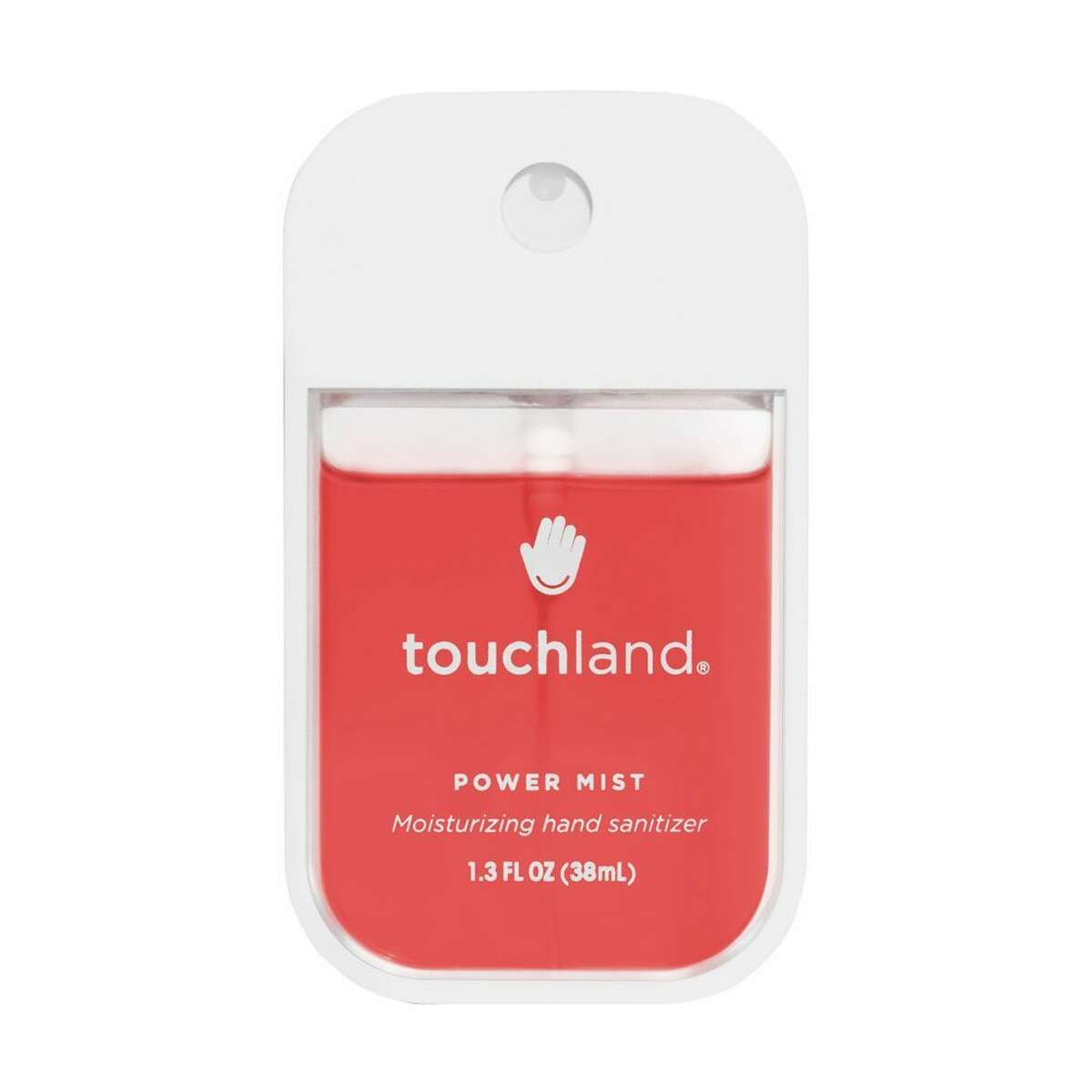 1) Touchland Power Mist Moisturizing Hand Sanitizer: $12.00 Shop Now Touchland's must-have hand sanitizers are as trendy as tie-dye projects, puzzles, and bread-making, but it's what's inside of their super sleek packaging that'll influence any germaphobe. From their sweet range of scents, to their speedy absorption, and most importantly, their hydrating, germ-busting benefits, there's so much to love in such a small, sprayable bottle.
