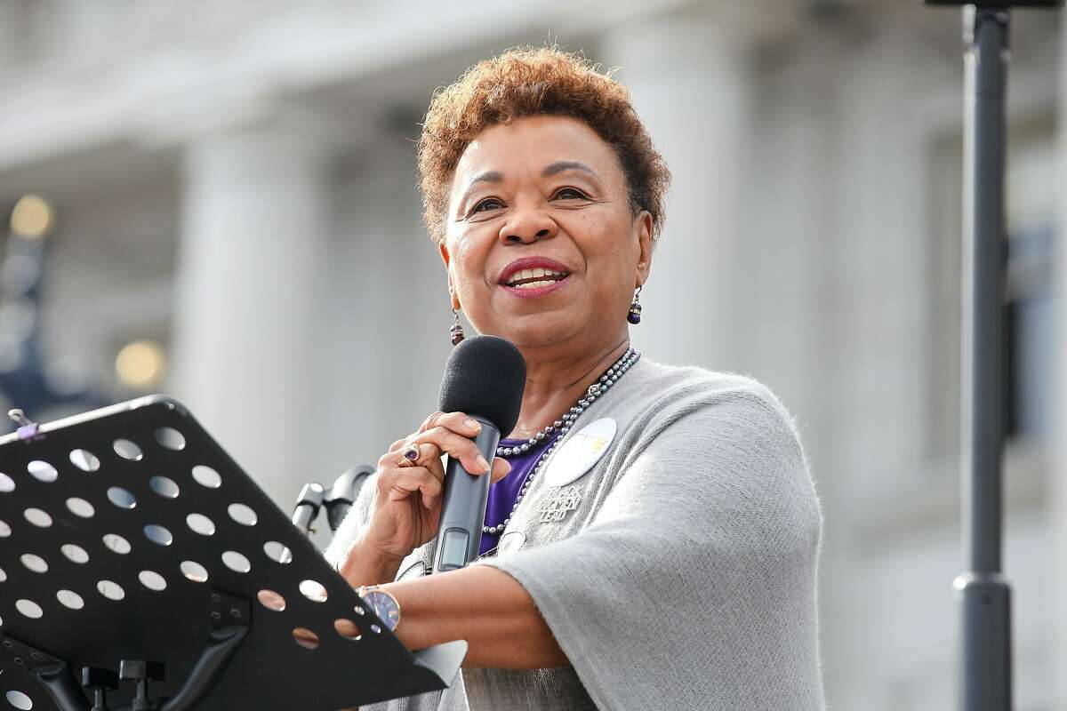A measure by Rep. Barbara Lee, D-Oakland, would end the 2002 Authorization for Use of Military Force.