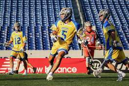 Michael Brown, a rookie from Wilton, drew praise from Connecticut Hammerheads coaches and teammates for his performances in his first career game.