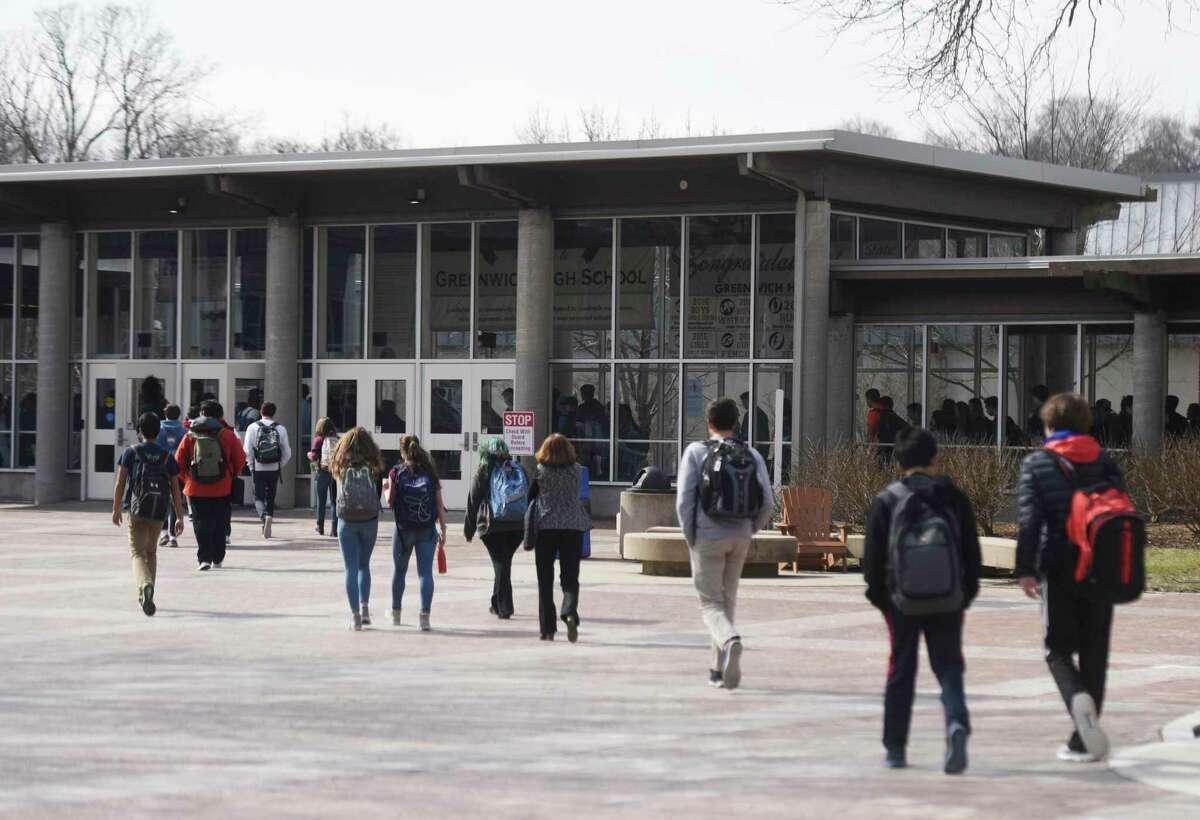 Greenwich High School.