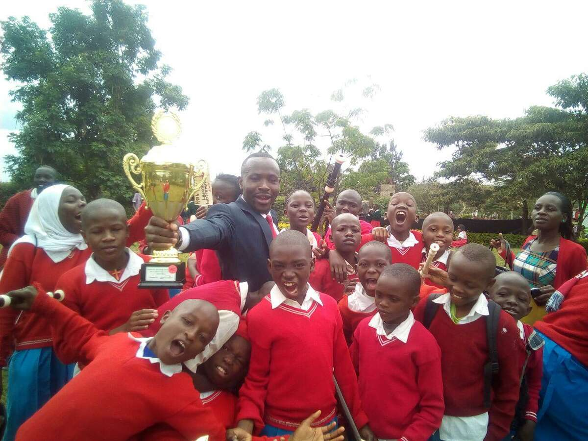 FAFU's music team wins first place at the 2019 National Music Festival in Kibera, Kenya.