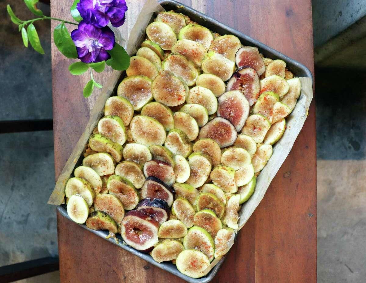 Fig Bars from chef Anita Jaisinghani