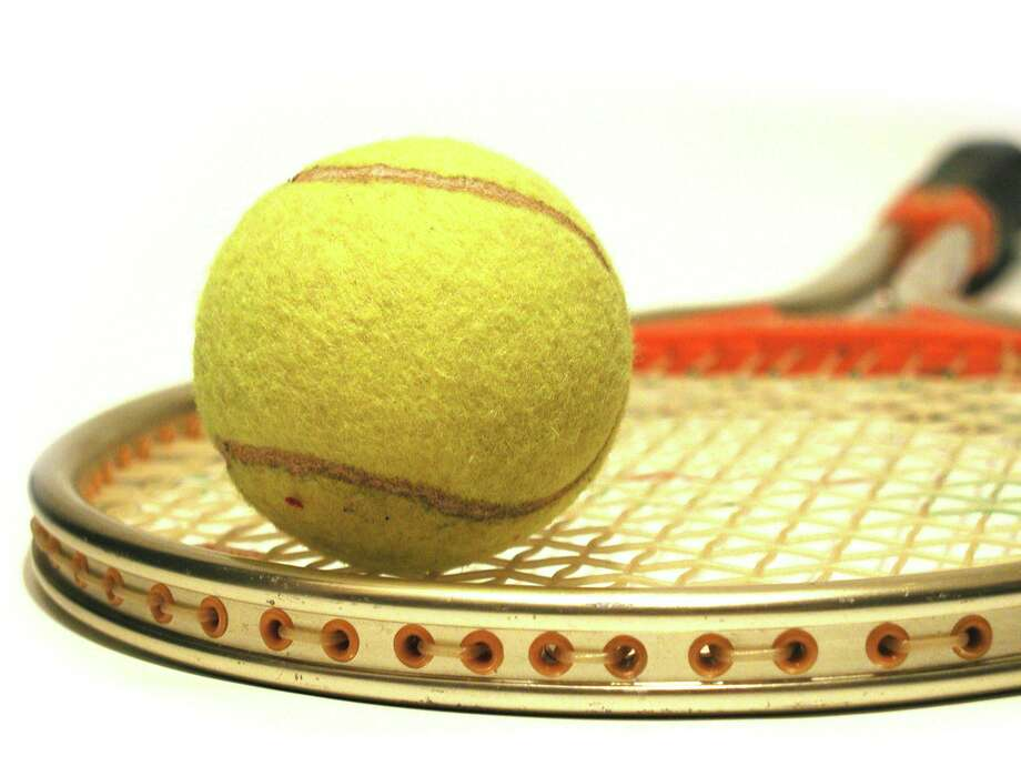 Tennis racket and tennis ball. Photo: Contributed Photo
