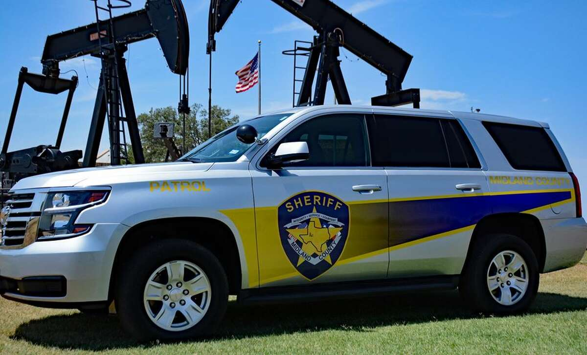 The Midland County Sheriff's office shared and the Midland Police Department shared their patrol units will be redesigned.