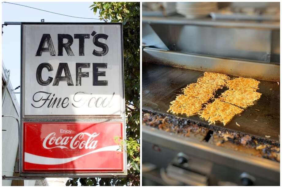 After 30 years of serving breakfast staples, Art's Cafe has closed its doors. The Inner Sunset diner was located at 747 Irving St. Photo: From (l) To (r): Chris J. On Yelp/ Patrick M. On Yelp