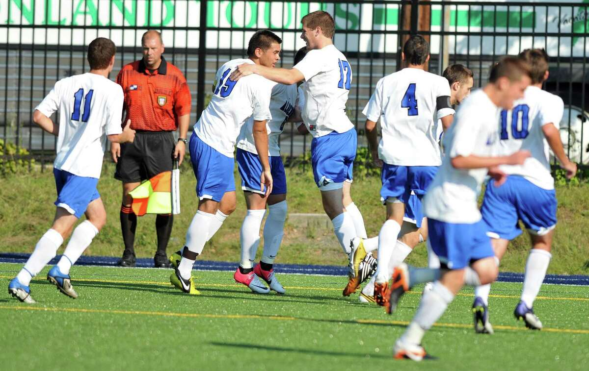 Albertus Magnus announced Monday it was suspending athletic competition for all fall sports this coming season due to COVID-19.