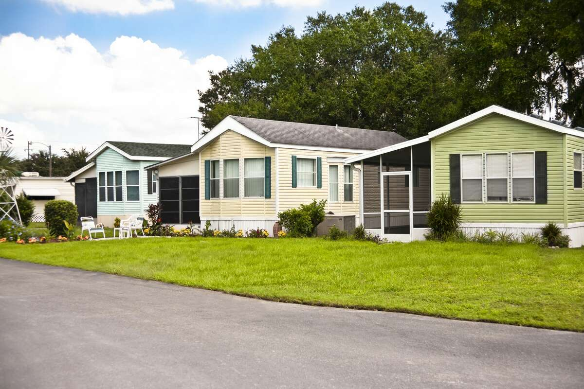 """According to the study, manufactured homes have several upsides, including price. """"Manufactured housing is becoming an increasingly attractive option due to its affordability and improvements in quality, as well as the skyrocketing costs of site-built homes,"""" the study said. """"In fact, much of the stigma previously associated with manufactured housing is disappearing due, in part, to a growing range of custom options similar to a site-built home, but at a much lower price point."""" To conduct the study, researchers looked at data from the U.S. Census Bureau's Manufactured Housing Survey and calculated the change in manufactured housing shipments from 2014 to 2019. Keep scrolling to see the other states with upticks in manufactured homes over the past five years."""