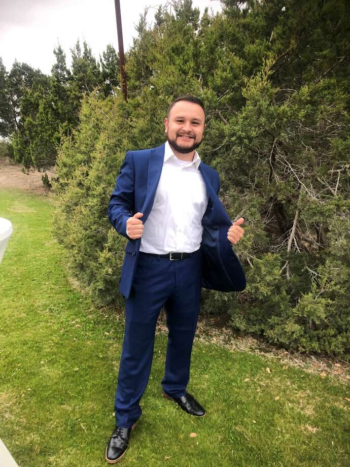 Thomas Ramos, who began his educational journey at Midland College, grew up with family ties to coaching and teaching and always envisioned pursuing the same career. Now he is living out those aspirations and putting his degree to good use. Photo: Courtesy Photo