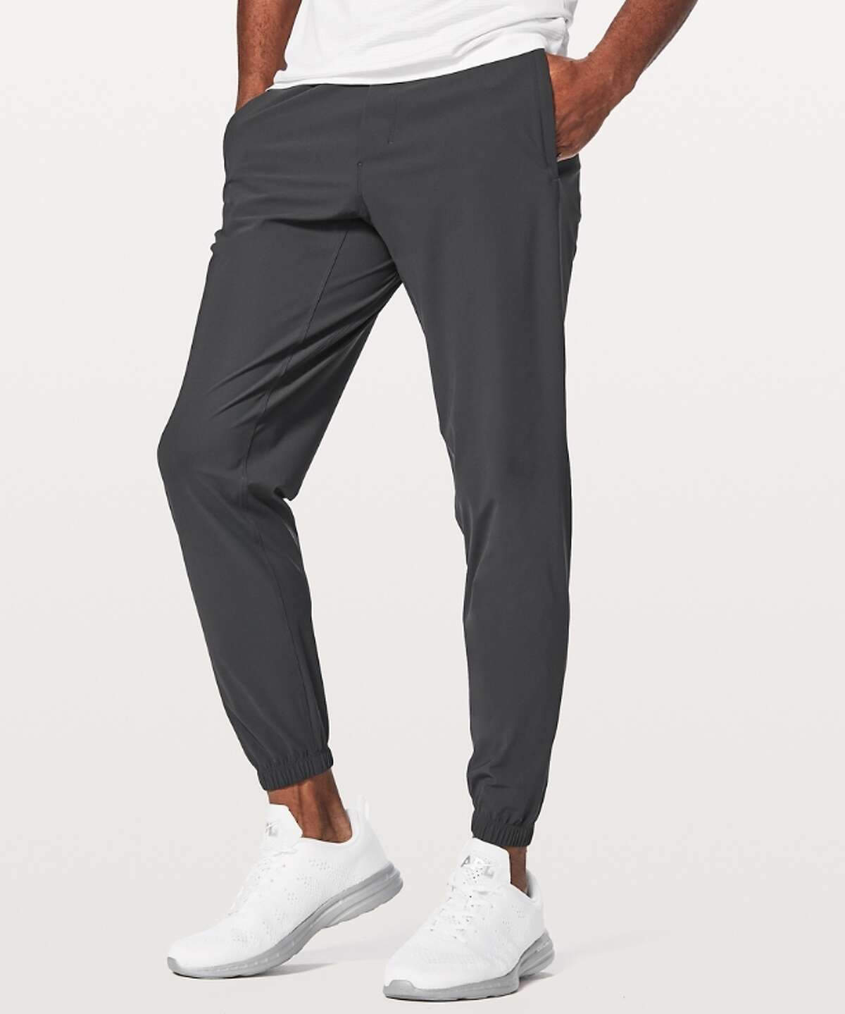 If I really like a particular pair of pants, I buy three of the same pair so I can wear them every day.
