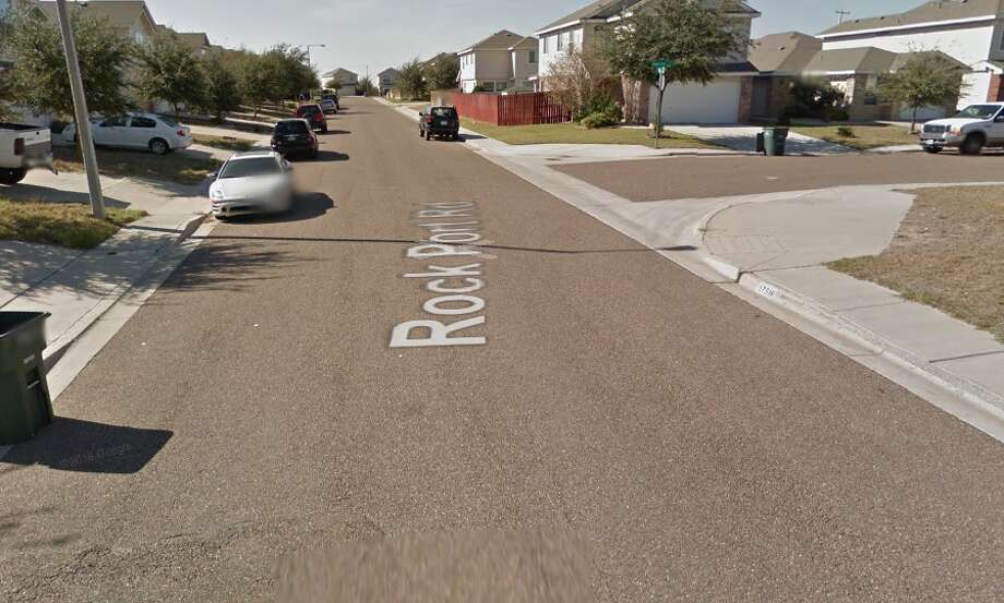 LPD officers responded to an assault report at about 6:47 p.m. in the 17500 block of Rock Port Road. Photo: Google Maps/Street View