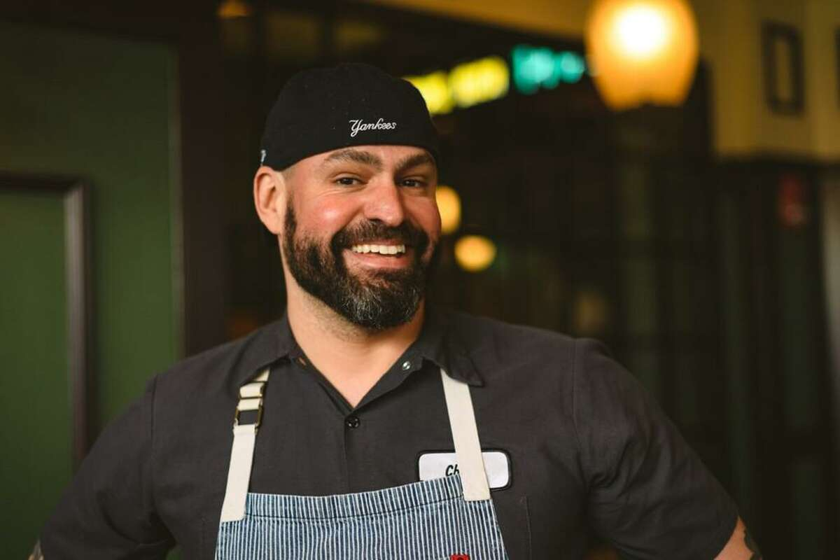 Crafted by Hand chef and owner Christopher Bateman was executive chef at the Paloma Restaurant in his hometown of Stamford, after working in New York, Hawaii and Dubai.