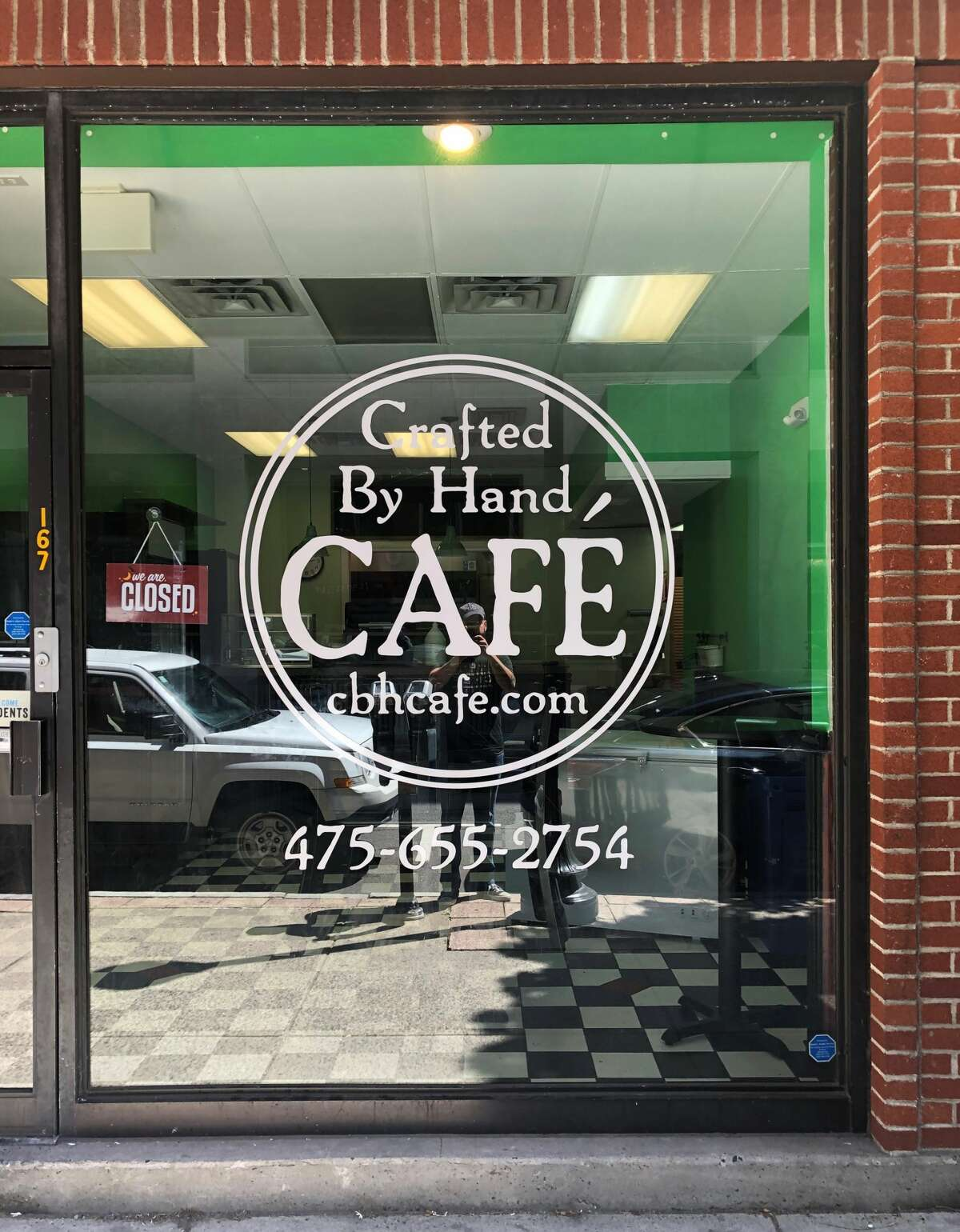 Crafted by Hand restaurant to open in space at 167 Orange St. in New Haven . It will feature all-day breakfast, as well as lunch.
