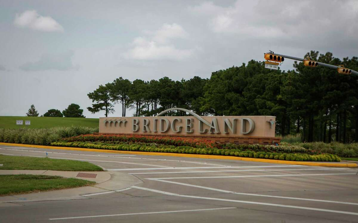 Bridgeland is the Houston region's top selling community.
