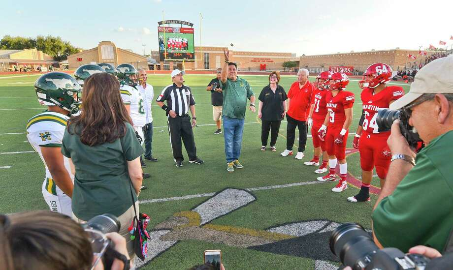 Martin, Nixon and the rest of the Laredo teams have revised guidelines to follow as they look ahead to the start of the season. Photo: Danny Zaragoza / Laredo Morning Times / Laredo Morning Times