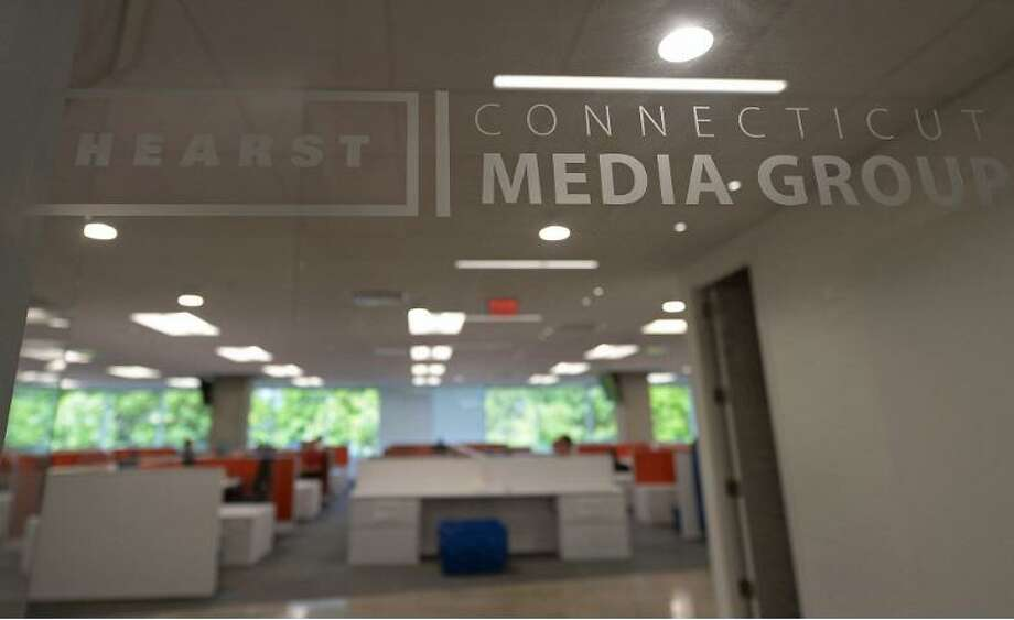 Hearst Connecticut Media Group's new offices Wednesday, June 14, 2017, at 301 Merritt 7 in Norwalk, Conn. Photo: Erik Trautmann, Hearst Connecticut Media