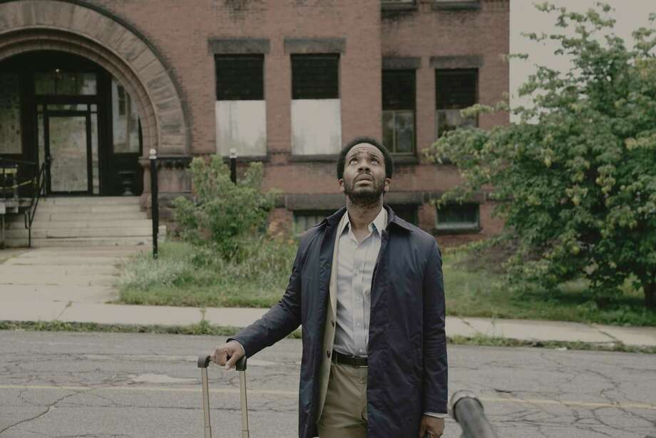 """Henry Deaver (Andre Holland) makes a perilous journey home in season one of """"Castle Rock."""" Photo: Patrick Harbron, Hulu/TNS / Newsday"""