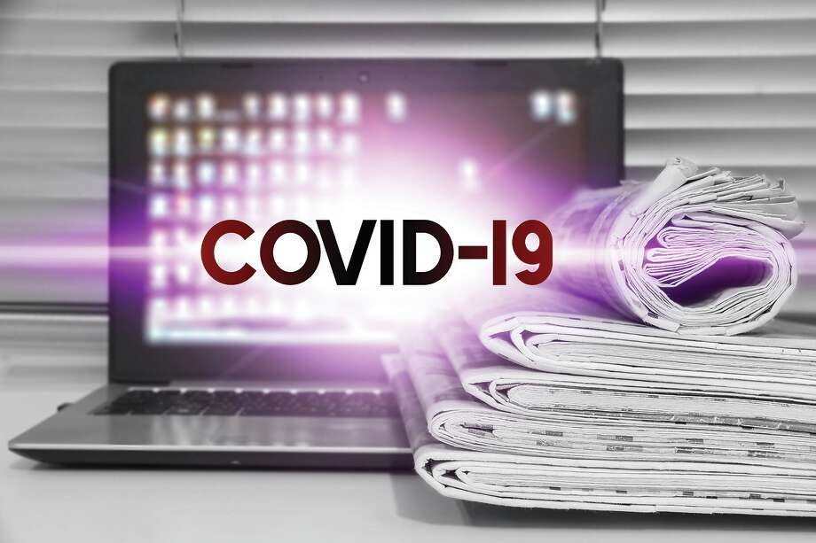 The strain of coronavirus that causes COVID-19. A group of patron that attended several Huron County restaurants on the evening on July 11 were later found to be COVID-19 positive. (Metro Creative Graphics/File Photo) Photo: Metro Creative Graphics