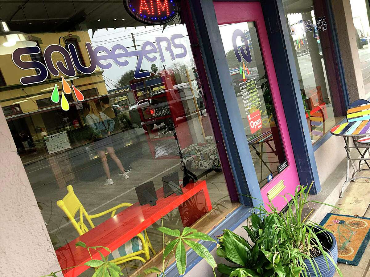 Squeezers juice bar in Southtown is opening a second location near the Pearl this summer.