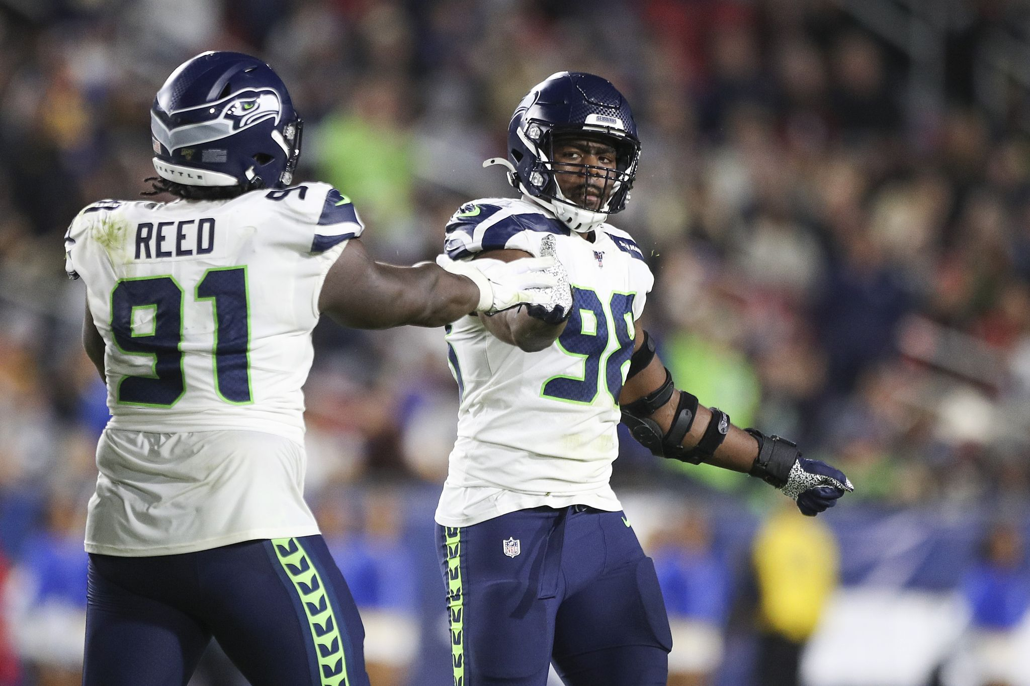 Report: Seattle Seahawks' defensive line rated worst in NFL entering 2020 season