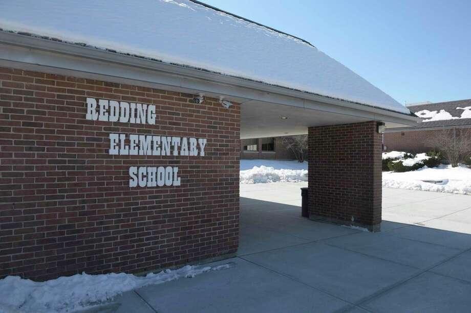 Redding Elementary School, Redding, Conn, Saturday, March 9, 2019. Photo: H John Voorhees III / Hearst Connecticut Media / The News-Times