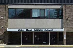 John Read Middle School, Redding, Conn, Saturday, March 9, 2019.