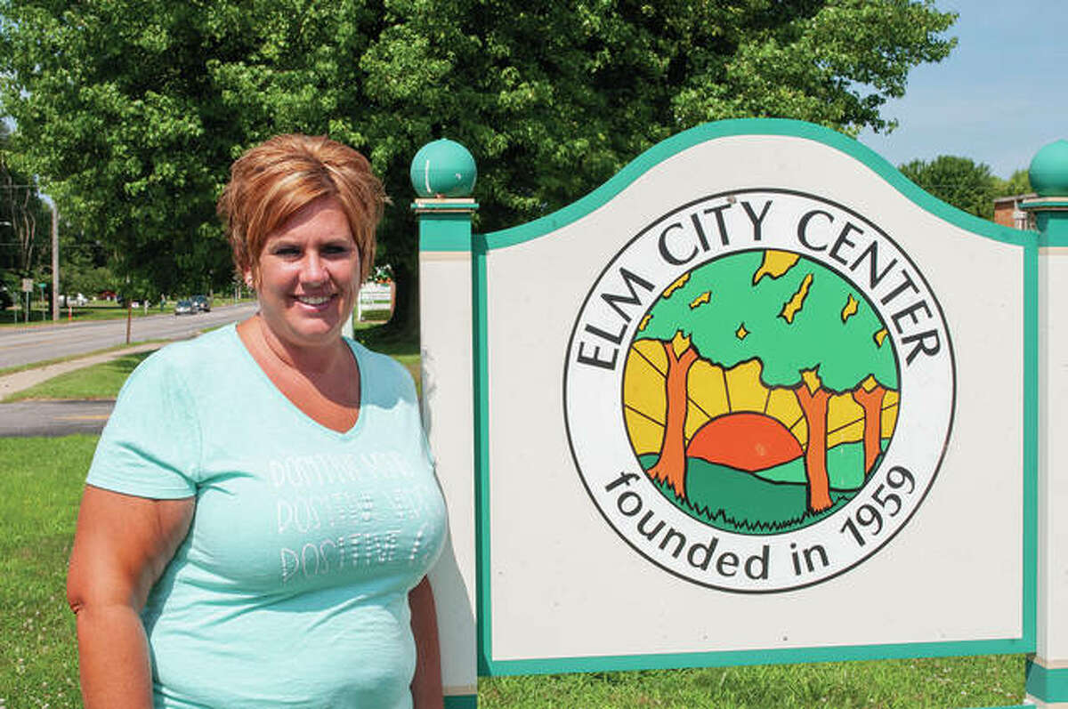 Elm City Center, a rehabilitation center for people with disabilities, had to suspend its day training because of the COVID-19 pandemic. Employee Tiffany Proffer-Jones sacrificed 72 days away from her own family to live at one of the center's homes in recent months, making sure residents were safe.