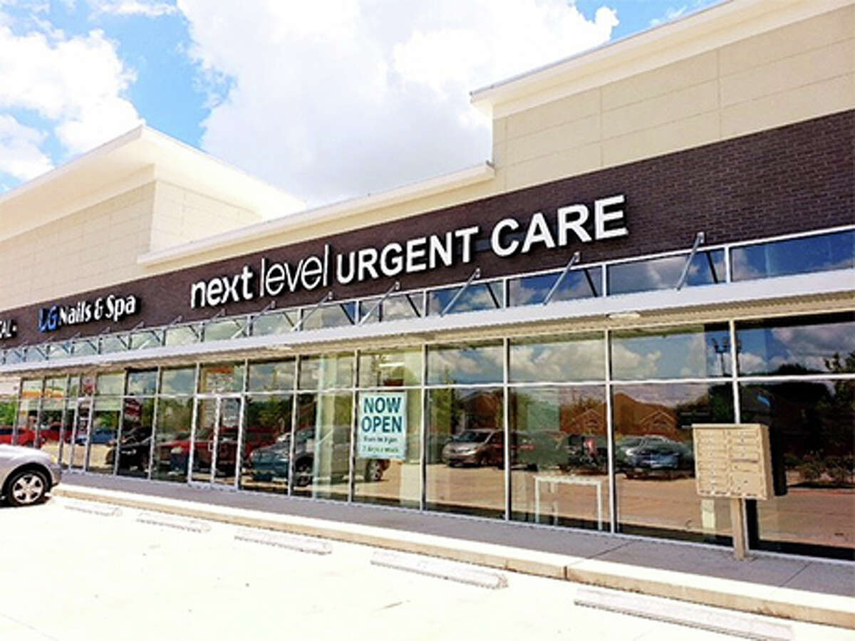 Next Level Urgent Care in Katy, Texas.