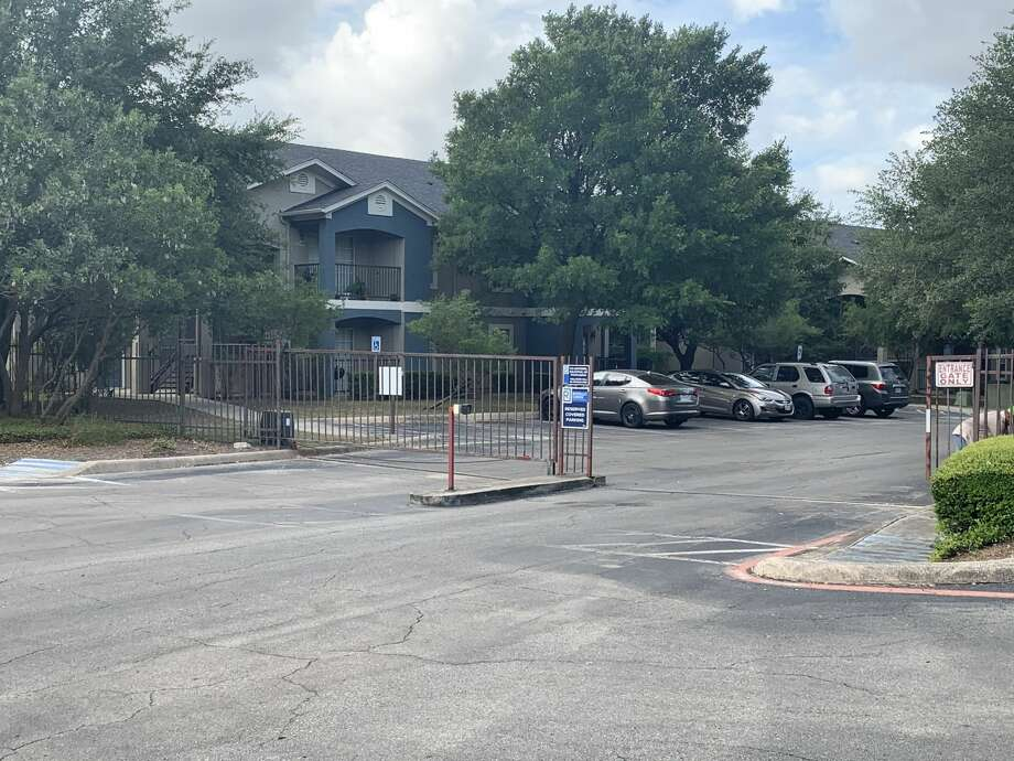 A 26-year-old woman is in critical condition after she was attacked in her Northeast Side apartment while her toddler slept nearby, according to San Antonio police. The photos is of the Rosillo Creek Apartments located in the 5200 block of Eisenhauer Road, where the attack took place Wednesday. Photo: Taylor Pettaway