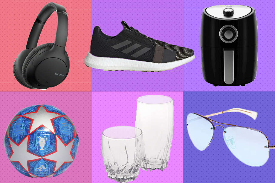 . Photo: Adidas, Sony, Ray-ban, Ninja
