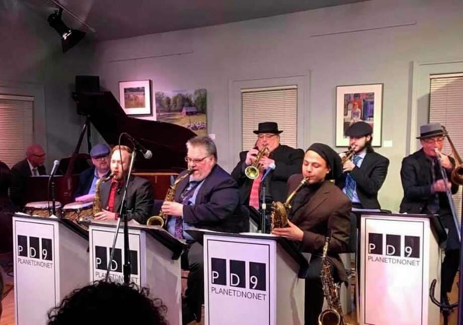 Planet D Nonet will perform at 7 p.m. on Tuesday at the Rotary Gazebo on First Street Beach as part of Shoreline Showcase. (Courtesy photo)