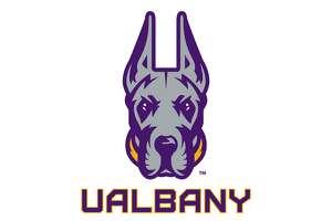New UAlbany logo for Juxtapose.