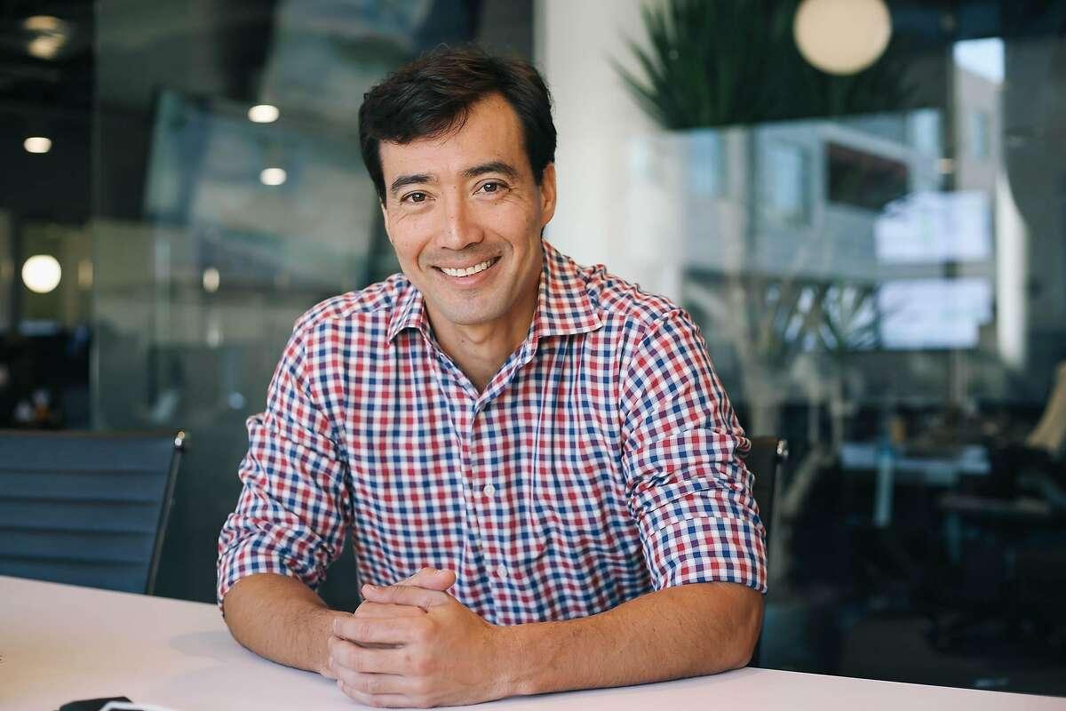 Henry Ward, CEO of Carta