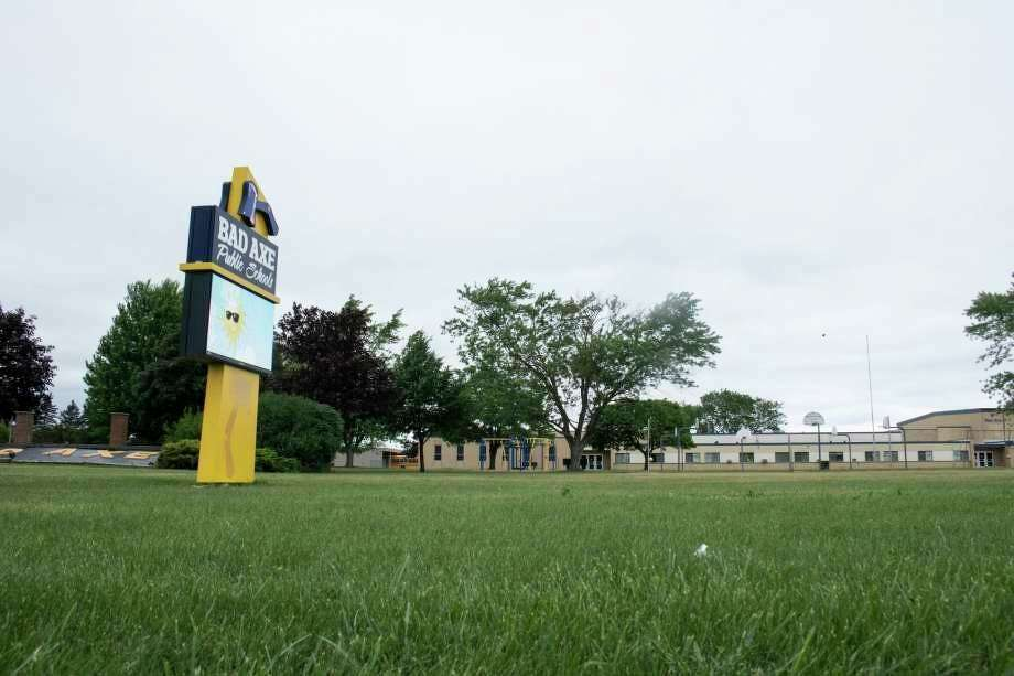 Bad Axe schools is looking forward to being able to provide in-person instruction for its students. (File Photo)