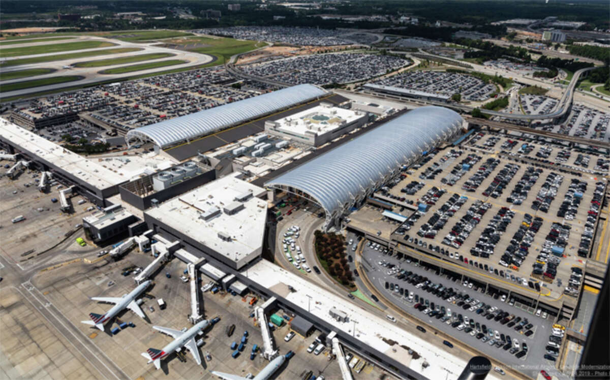 Atlanta Hartsfield-Jackson's mandatory mask rule could be affected by litigation filed against the city by the state of Georgia.