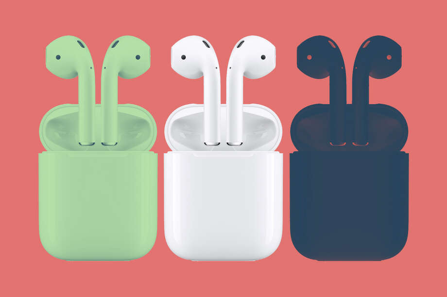 We scoured the internet to find the best deals on a variety of AirPods models. Photo: Walmart/Hearst Newspapers / Rainer Grosskopf