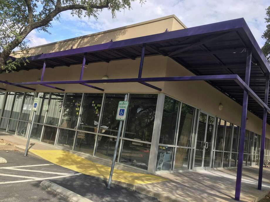 The Dooryard is located at 4503 De Zavala Road and is expected to open in September. It will have a full kitchen and a self-serve tap system that will allow customers to pour their own beers, seltzers and wines. Photo: Chuck Blount / Staff